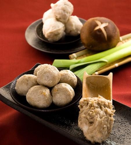 德大肉丸(香菇味)